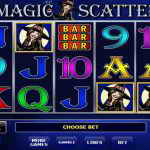 magic scatter