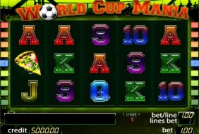 World Cup Mania Mobile