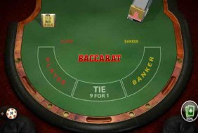 Baccarat From Playtech