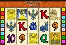 The Pharaohs Gold 2 Mobile