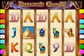 Pharaohs Gold 3 Mobile