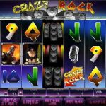 Crazy Rock Video Slot