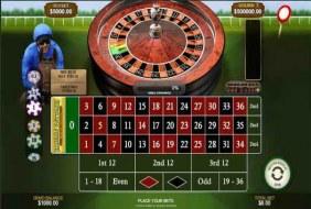 Frankie Dettori's Roulette Magic