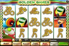 The Golden Games