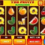 Fruits Slot
