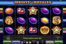 Fruits N' Royals
