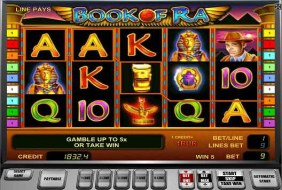 Book Of Ra Games Online