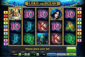 Lord of the Ocean Slot Machine Online ᐈ Novomatic™ Casino Slots
