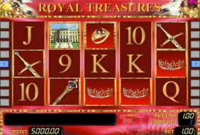 Royal Treasures Mobile