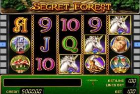 Secret Forest Free Slot Machine Online Play Game ᐈ