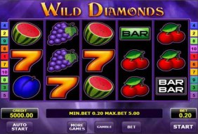 Spiele Wild Diamonds - Video Slots Online