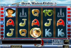 Deep Water Fishing