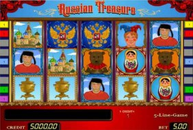 Russian Treasure Mobile