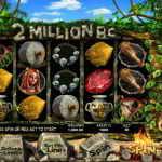 million bc