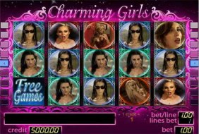 Charming Girls Mobile