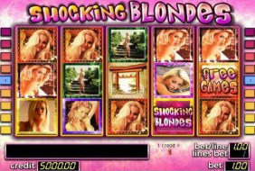 Shocking Blondes