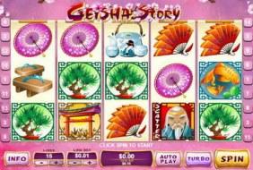 Geisha Story PlayTech