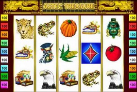 Aztec Treasure Mobile