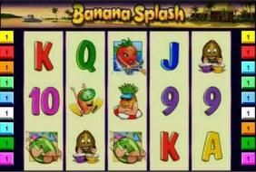 Banana Splash Mobile