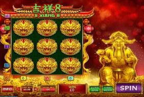 The Ji Xiang 8
