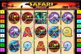 The Safari Heart Mobile