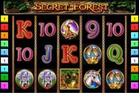 secret forest mobile