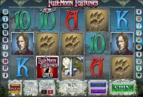 Full moon fortunes free play