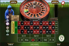 Frankie Dettori's Roulette Magic