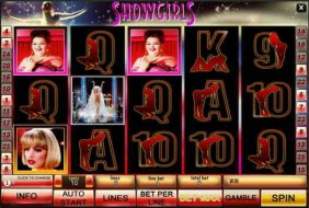 The Show Girls Video Slot