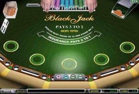 Blackjack Golden Edition