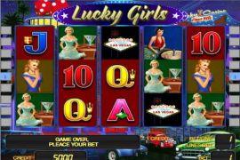 The Lucky Girls