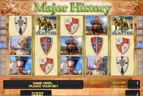 The Major History