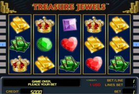 The Treasure Jewels