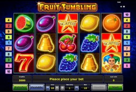 Fruit Tumbling