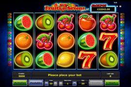 Fruits'n Sevens Deluxe