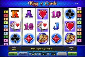 King of Cards Greentube