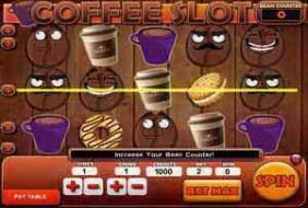 Coffee Slot