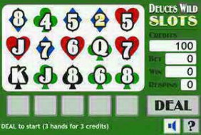 Deuces Wild Slots