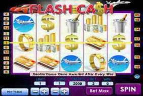 Flash Cash Slot