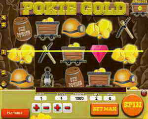 Pokie Gold Slot