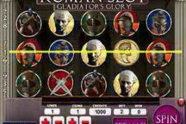Roman Slot: Gladiator's Glory Video Slot