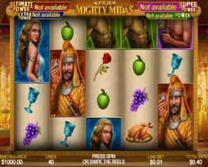 Age of Gods: Mighty Midas
