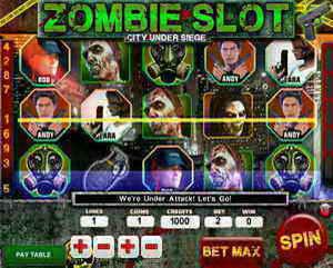 Zombie Slot