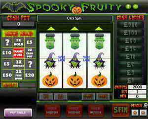 Spooky Fruity