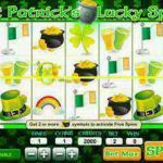 St. Patrick's Lucky Spin