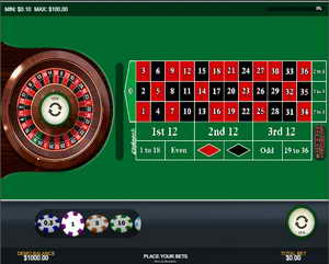 Classic Roulette by Playtech